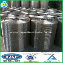 Пинг завод сварные квадратной сетки / бетона армирования сварной сетки (alibaba фарфора)