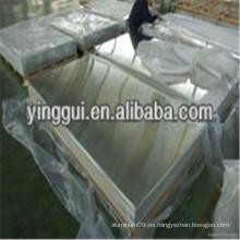 7055 Chapas / placas de aleación de aluminio