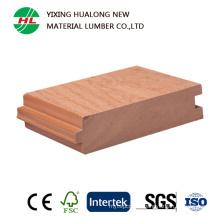 Solid WPC Outdoor Flooring (M24)