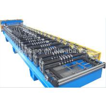 Completo automático YTSING-YD-0449 automático que forma la máquina para hacer corrugado