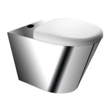 Inodoro de acero inoxidable (JN49111C)