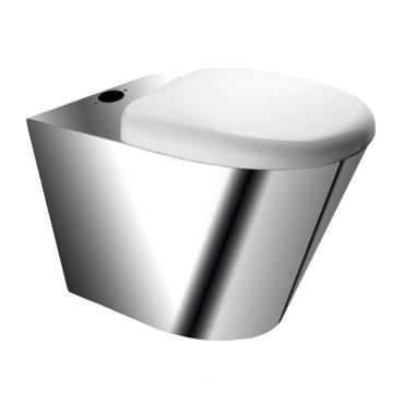 Туалет из нержавеющей стали (JN49111C)