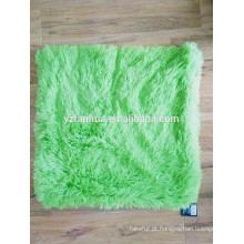 Travesseiro de atacado pelúcia baratos velo capa travesseiro macio