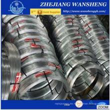 Función de alambre de unión y tratamiento de superficie galvanizado Cable de hierro aislado