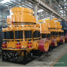 Ske Symons and Compound Spring Cone Crusher for Hard Rock and Ore Crushing Plant