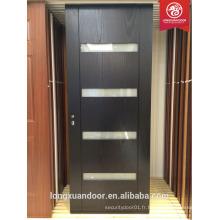Design de porte de cuisine hdf porte en bois massif en design frais Choix du fournisseur