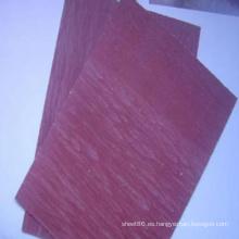 Hoja de unión - Junta de estanqueidad sin amianto resistente a la lubricación