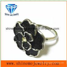 Shineme joyas de diseño flor anillo de joyería de moda SCR2979