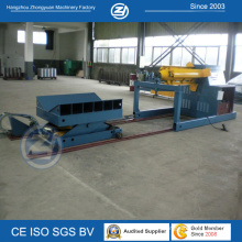 Roll Forming Machine Hydraulic Decoiler with Coil Car