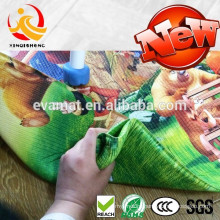 Wholesale supplier of PVC waterproof baby play mat