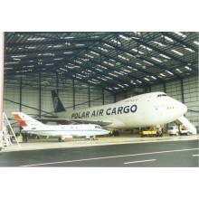 Centro de manutenção de avião pré-fabricado de metal (KXD-SSB1326)