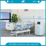 Weighing Type Five Function Hospital Medical Bed (AG-BY009)