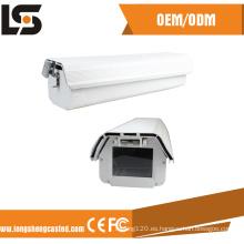 La cámara CCTV impermeable de la explosión de Hikvision que contiene aluminio a presión fundición