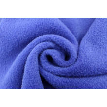 Tecido de lã polar FDY / DTY 100% poliéster