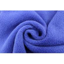 FDY / DTY 100% Polyester Polar Fleece Stoff
