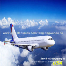 Cheap Air Freight Rates to New York and Los Angeles of USA from Shenzhen and Hong Kong