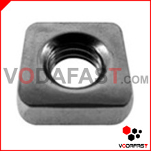 Asme/ANSI Standard Steel Square Nuts