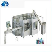 Vollautomatisches Abfüllen 3 in 1 Trinkwasserflasche Mineralwasser Füllmaschine