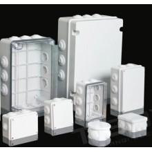 Caixa de plástico da série Tibox Tb 2015