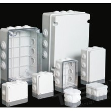 Boîtier en plastique 2015 Tibox Tb Series