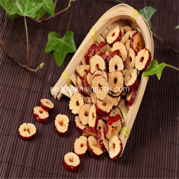 Kinesisk Red Jujube Slice Delicious