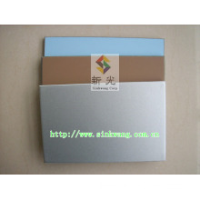 UV Coating Fiber Cement Board Fluorocarbon Paint Panel Exterior Wall Decorative Cladding