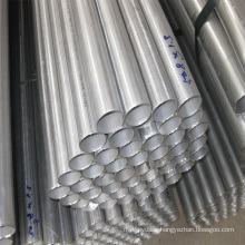China Best Supplier ERW Aluminized Steel Tube with Aluminum Coating 120g Dx53D