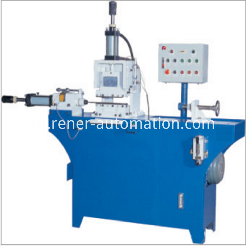 Pipe Shrinking Machine