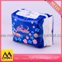 High quality super soft cotton sanitary napkin