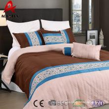 2018 spring luxury bedding sets,100% polyester bedding sets