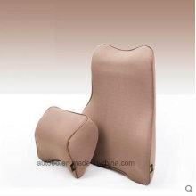 Car Headrest and Back Pillow Neck Support, Waist Support