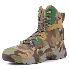 Low band cheap rubber combat shoes suede military army safety shoes