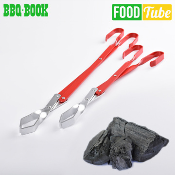 Reise-Grill-Zubehör Barbecue Carbon Tongs