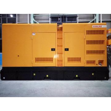 Factory Directly Sale Cummins Soundproof Diesel Generator 200kVA (6CTAA8.3-G2)