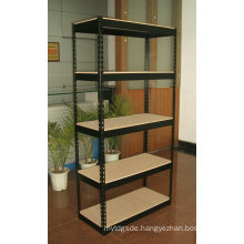 Slotted Angle Racking with Storage System