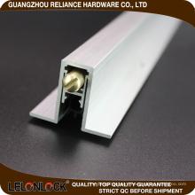 Aluminum Zero International acoustic door seal kit