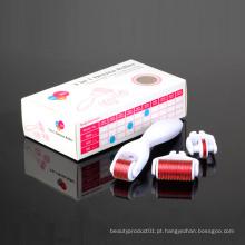 Rejuvenescimento da pele Remoção de arranhões Derma Roller Produtos cosméticos Dermaroller