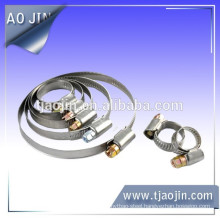China tianjin hose clamp