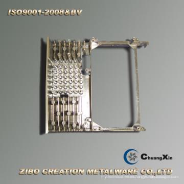 A presión el disipador de calor de la aleación de aluminio del proveedor de la fundición para el servocontrolador