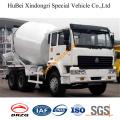 12cbm HOWO Cement Mixer Truck Euro3