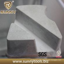 Magnesite Bonded Marble Frankfurt Abrasive