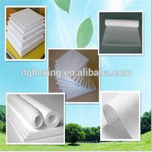 white virgin home depot teflon sheet