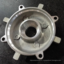 Moulage sous pression en aluminium OEM utilisé sur l'électricité