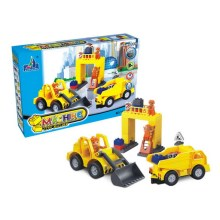 Chinese Professional for Kids Building Toys Large Building Blocks Construction Toy supply to Russian Federation Exporter