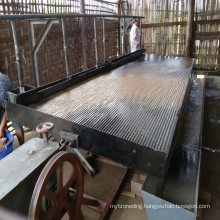 Gold Mining Concentrator Shaking Table for Sale