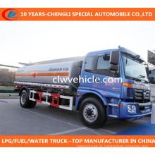 Foton 4X2 Oil Tanker / caminhão tanque de óleo / caminhão tanque de combustível
