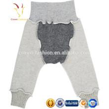 Calça de algodão super macio 100% cashmere baby