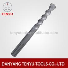 Des forets de haute qualité SDS plus max pour béton et pierre sds foret
