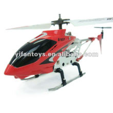 S107 alloy Rc Helicopter 3 CH RC Helicopter with Gyro