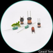 Inductor eléctrico vertical fijo de la bobina de inducción del poder del DR para los conductores del LED